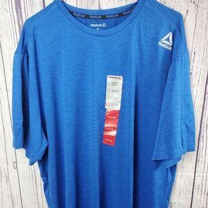 Reebok Men's Blue T-Shirt XL (M3)
